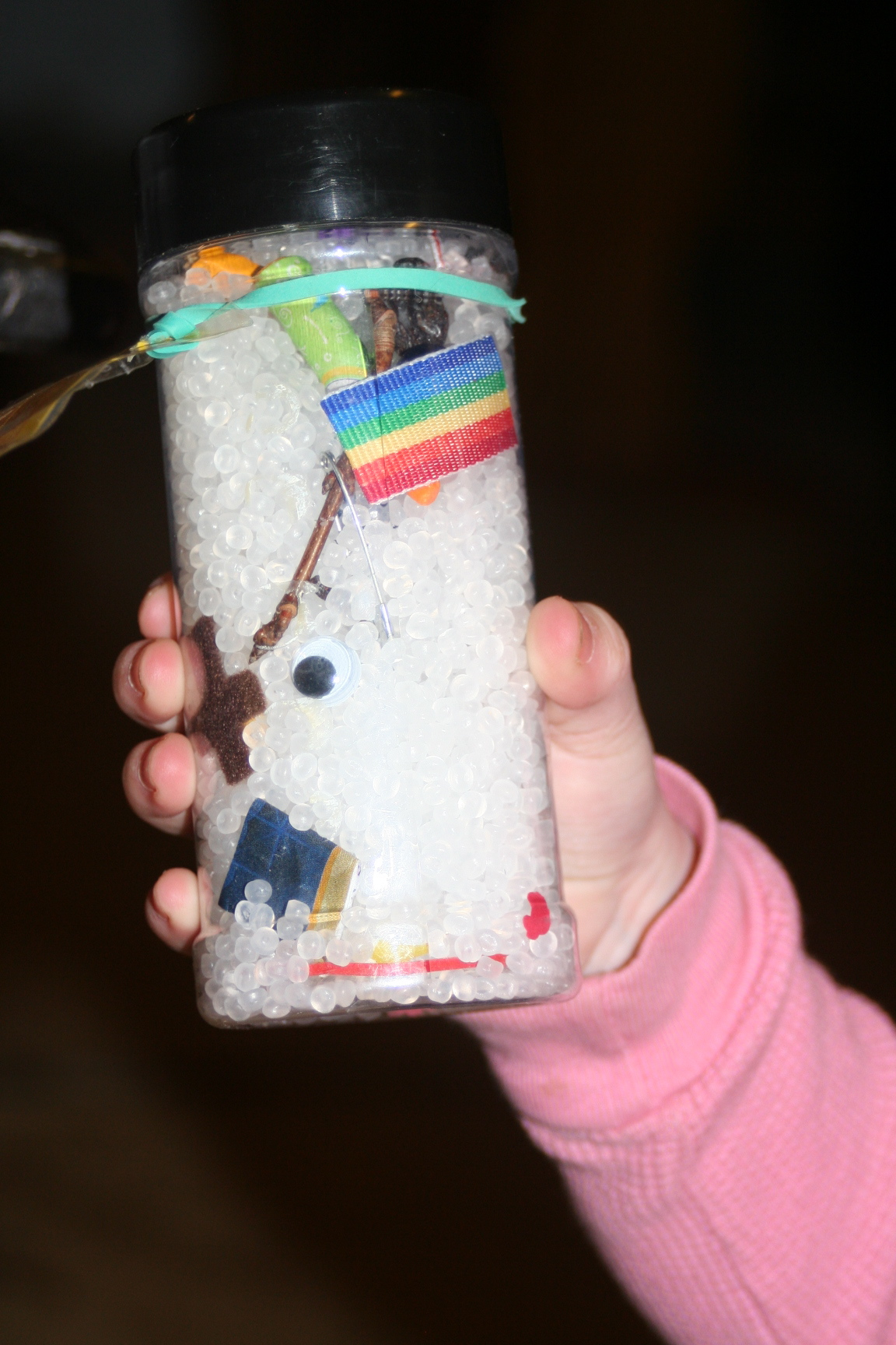 Vbs kids crafts pure and simple life for Spy crafts for kids