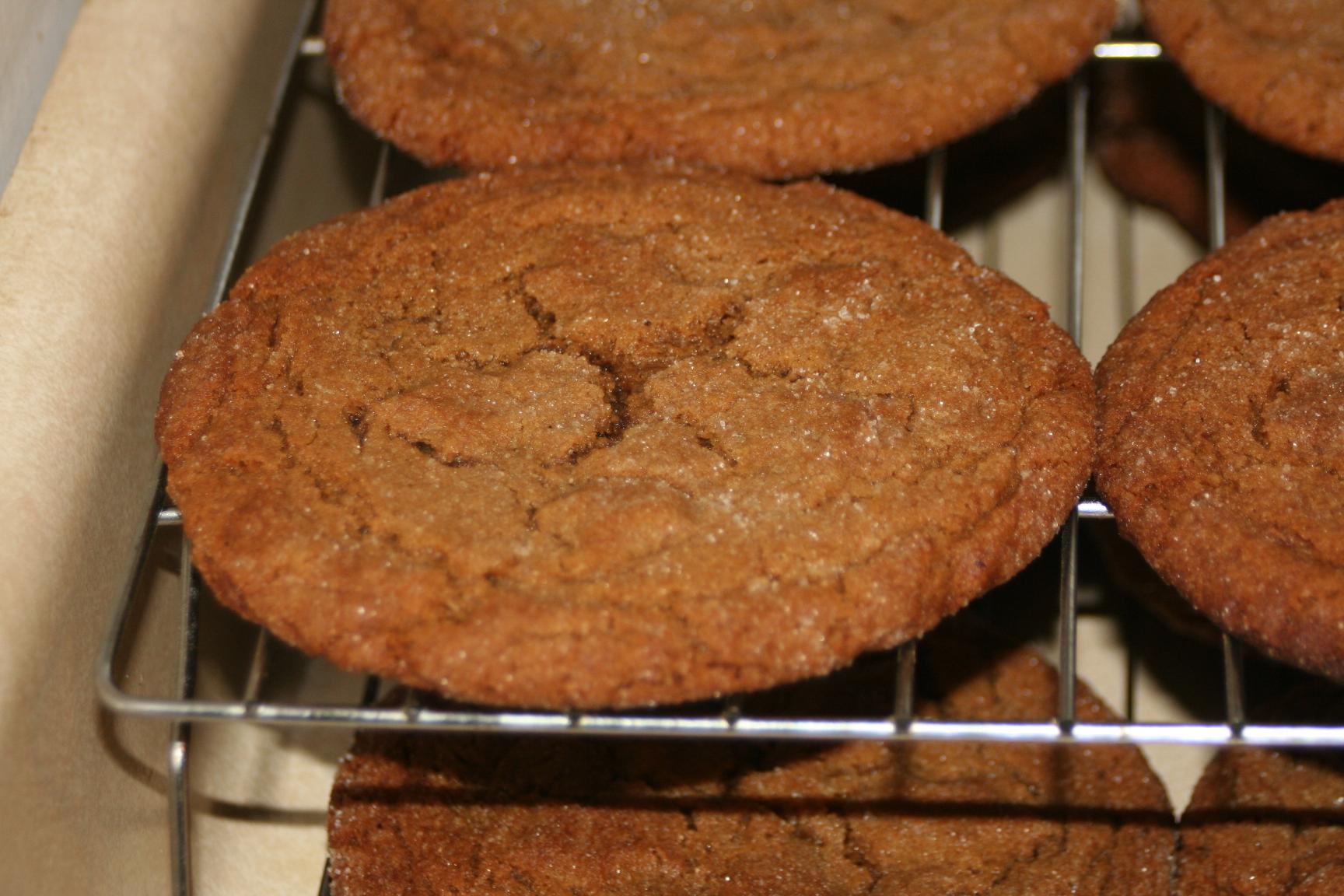 Huge cookies recipe